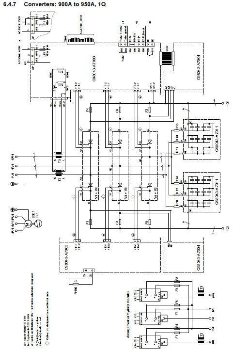 lenze inverter wiring diagram with 6ra7075 6gv62 on Triac Connection Diagram moreover Vfd Wiring Diagram Pdf moreover 6RA7075 6GV62 as well