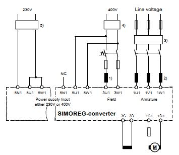 6RA70876DV620   Simoreg DC Master by Siemens   MRO Drives