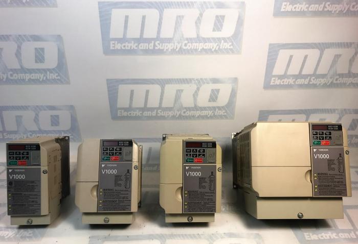 CIMR-VU2A0010BMA | Drives by Yaskawa | MRO Drives
