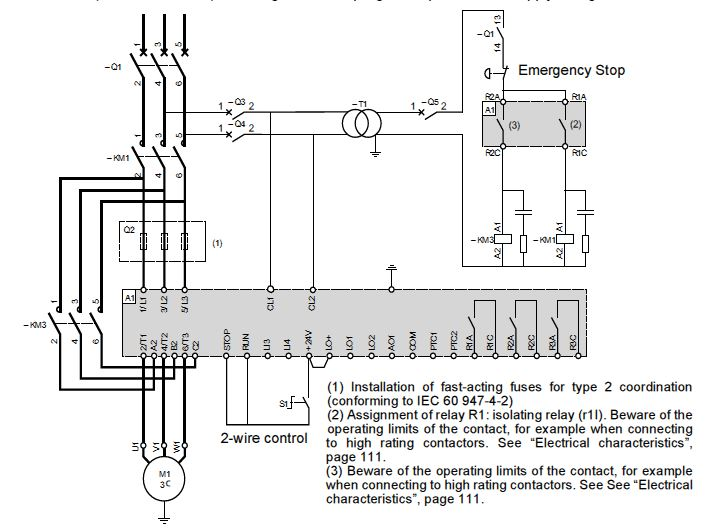Telemecanique lc d wiring diagram