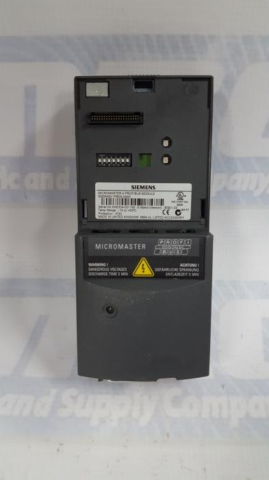 Ats01n206rt Wiring Diagram 6se6400 1pb00 0aa0 Micromaster 6se64 By Siemens Mro Drives